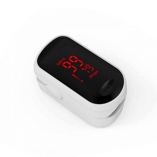 Oximetro de pulso digital